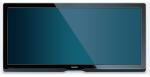 Phillips 21:9 Cinema LCD Tele – Niche and Big