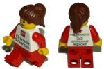 LEGO Mini Me Business Cards