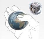 Moxia Sphere – Futuristic OLED Browsing Device