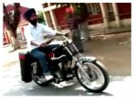 Indian Air Bike – The Greenest Way to Travel?