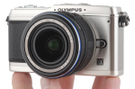 Olympus PEN E-P1 Get's Fondled, Filmed and Then Totally Used