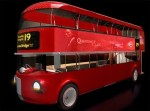 London Routemaster Bus Gets Aston Martin Elecetric Redesign