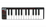New Tiny Akai Keyboard and Pad Controllers for Musician's Laptops
