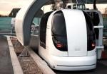 Heathrow Airport Gets Robot Taxis – PRT