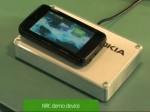 Nokia Demo Their Explore and Share Super Speedy Wireless Transfer Device