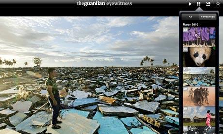 The Guardian Eyewitness