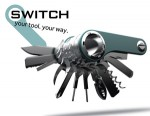 Switch Blade (and Screwdriver) Symphony – Modular Multi-Tool
