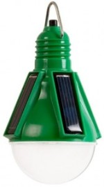 Nokero N100 – World's First Solar Light Bulb for Third World and Perhaps Glastonbury