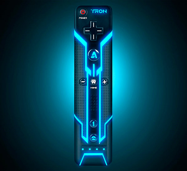 wii 2 hd controller. tron wii controller
