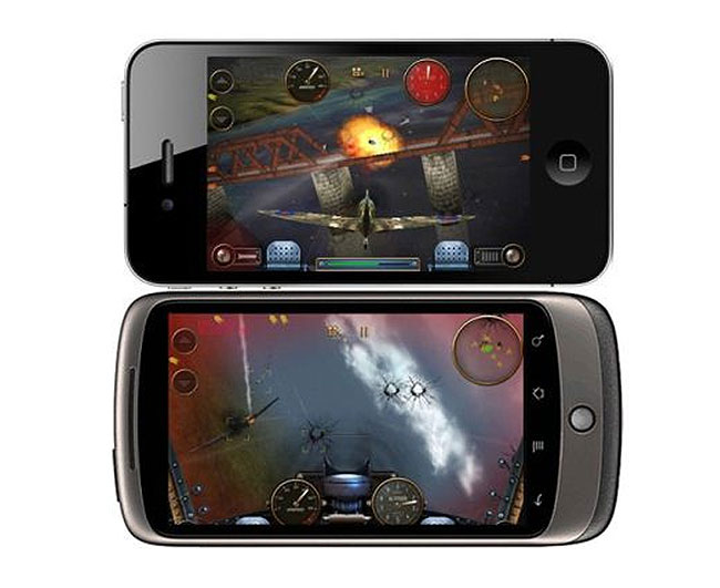 android порт игры с iphone