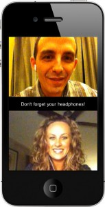 iChatr - Free iPhone Chat Roulette • GadgetyNews