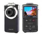 Sanyo Xacti VPC-PD2BK – Lightweight Pocket Dual HD Camera