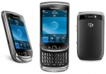 BlackBerry Torch Touchsceen Phone Offically Outed