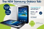 Samsung Galaxy Tab UK SIM Free and Contract Prices Land – Tugging at the Budget iPad