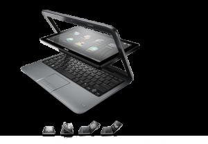 Dell Inspiron Duo Is Half Tablet, Half Netbook
