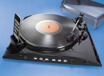 iPod Turntable – Convert Vinyl to Mp3 Wirelessly