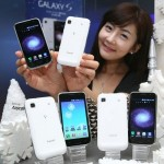 Get a Free White Samsung Galaxy S and Tab Goes Super AMOLED