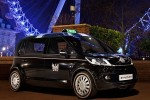 VW Redesign the London Black Cab – Tablet Touchscreens and Electric Motor
