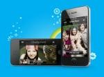 iPhone Skype Video Calling – Sad FaceTime