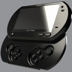 playstation phone psp2 front