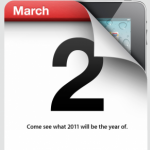 Apple iPad 2 Event Date Confirmed – Official