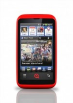 INQ Cloud Touch and Cloud Q Facebook Phones