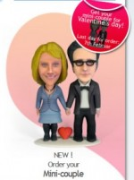 Post a Mini You to Your Valentine – Sculpteo