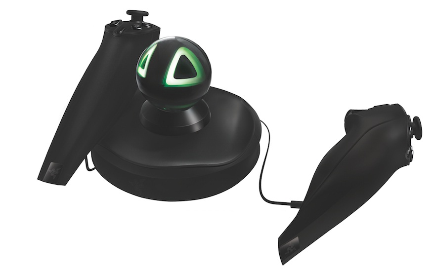 Razer Hydra – First Gaming Grade Motion Controller