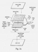 Apple NFC RFID Touchscreen Patent – iPhone / iPod / iPad