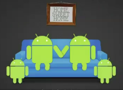 Android @ Home and Google Tungsten – Your Home is an Accessory