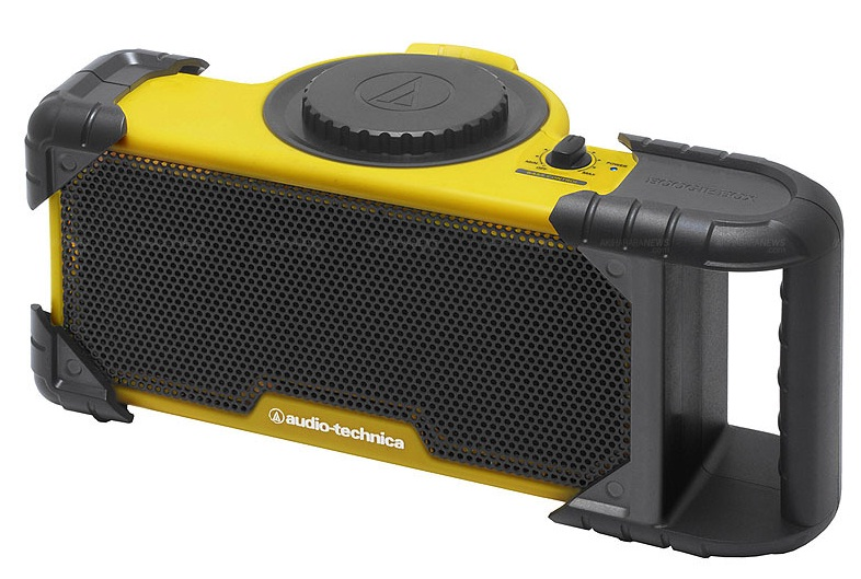 Audio Technica AT-SPB30 Boogie Box: Portable Party Speaker