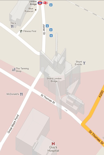 how to add a landmark in google map