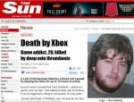 Xbox Kills Gamer – Sun Reports