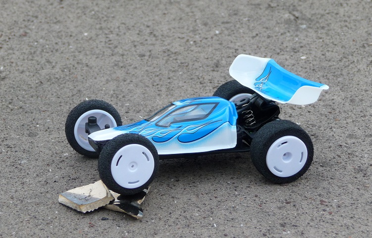 Tomy GX Buggy Hands on Review – Small, Speedy and Simply Fun
