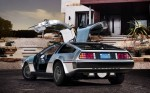 First Video of the DeLorean DMC-12 EV – Back to the Future Power Source but still no Mr Fusion
