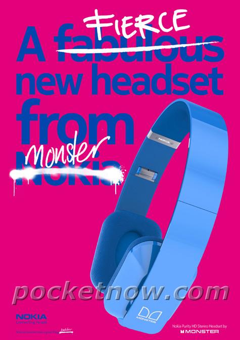 Nokia Headphones get the Beats Treatment in Monster Partnership