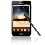 Samsung Galaxy Note Phablet / Tabone Gets UK Release Date