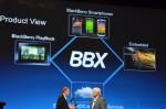 BlackBerry Shunning Keyboards on their BBX Powered Smartphones
