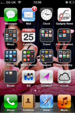 Customise your iPhone 4 and 4S Homescreen and Icons without Jailbreaking – 2 Apps: 1 Free and 1 Less Than a Quid