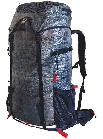 Terra Nova Quasar Lightweight Backpacks – Made of Sails and are Light on Your Wallet