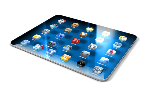 Apple iPad 3 Announcement