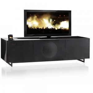 Geneva XXL iPod Dock TV Table