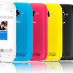 Nokia Lumia 710 Colours
