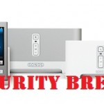 sonos data security breach