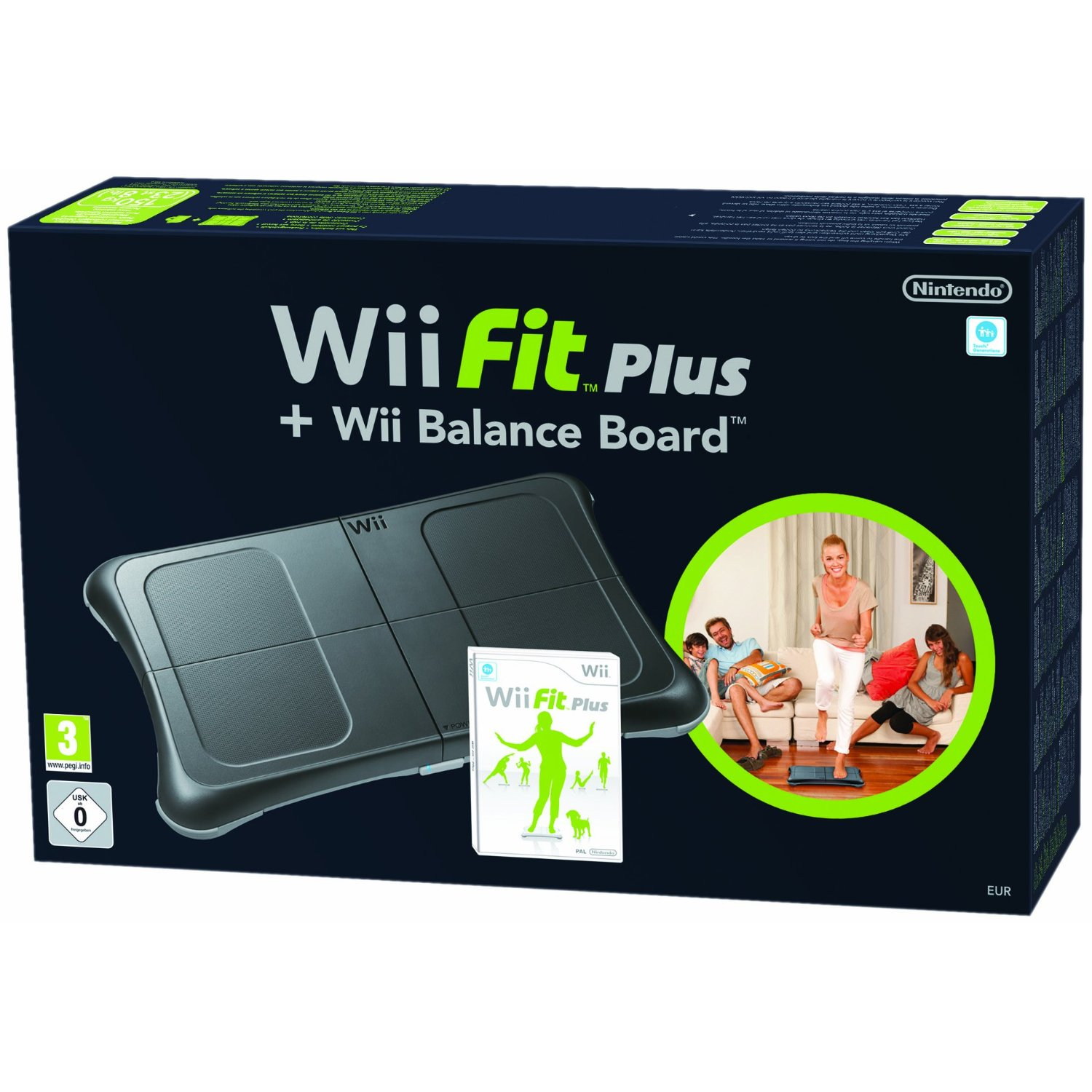 Wii Fit Plus Island Cycling Expert Course Map