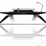 Aston Martin office desk