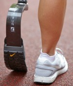 Sole Blade – Nike Running Shoe for Prosthetic Legs at London 2012 Olympics