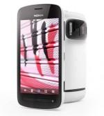 Nokia 808 PureView Phone Packs 41 Megapixel Camera