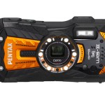 PENTAX WG2GPS Orange