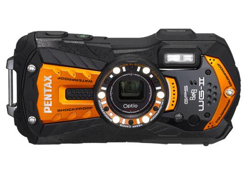 PENTAX WG2GPS Orange